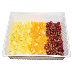 Barquette ananas orange raisin 2 kg