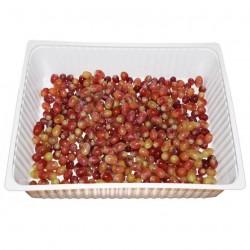 Barquette de raisins roses 1 kg