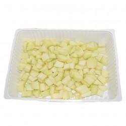 Melon jaune en cubes 2kg
