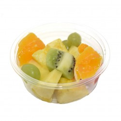 Salade de fruits Ananas Orange Kiwi Raisin