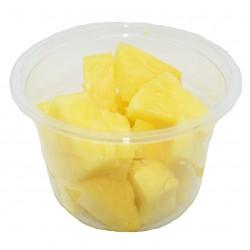 Ananas en cubes 250g