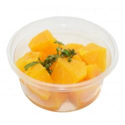 Cup Orange Jus de Citron vert Miel de fleur et Menthe 100g