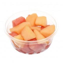 Cup Salade de fruits de saison Pastèque Melon 100g