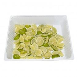 Quartiers de Citron verts 2kg