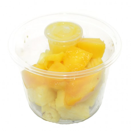 Shaker Ananas Mangue Coulis Exotique 230g