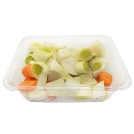 Mélange de légumes pour pot au feu