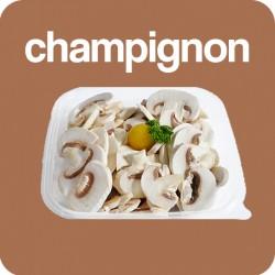 Champignon émincé 250g