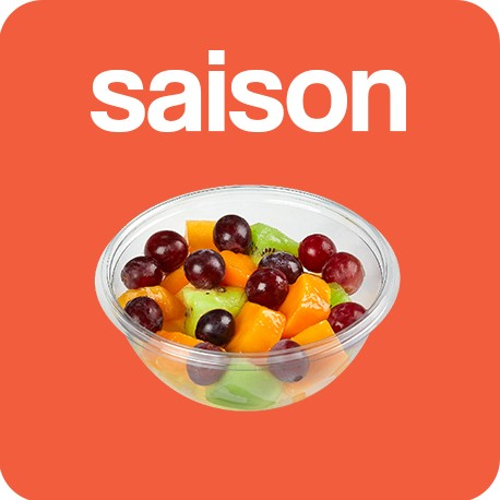 Shaker Fruits de Saison