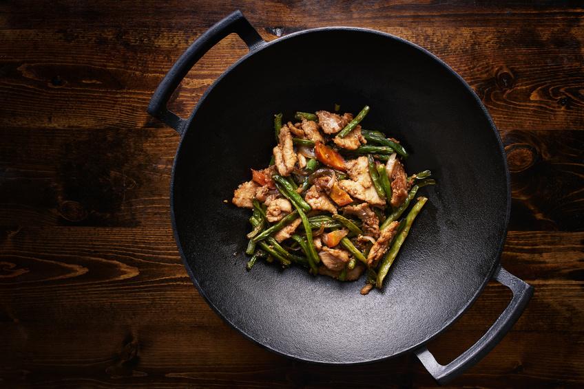 que faire avec un wok